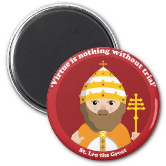 St. Leo el grande Iman