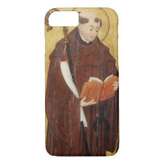 St. Leonard (oil on gold ground panel) (pair of 12 iPhone 7 Case