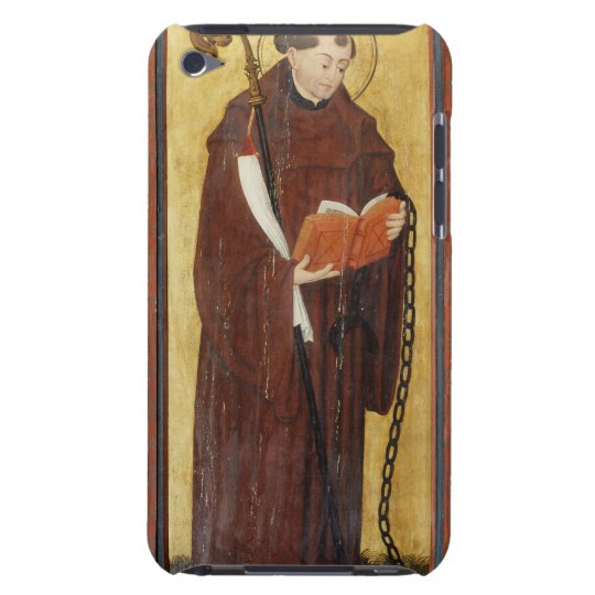 St. Leonard (oil on gold ground panel) (pair of 12 iPod Touch Cover