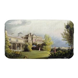 St. Leonard's Hill, from Ackermann's 'Repository o iPhone 3 Case-Mate Case