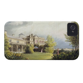 St. Leonard's Hill, from Ackermann's 'Repository o iPhone 4 Case-Mate Case