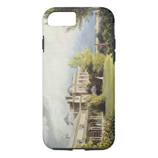 St. Leonard's Hill, from Ackermann's 'Repository o iPhone 8/7 Case