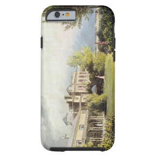 St. Leonard's Hill, from Ackermann's 'Repository o iPhone 6 Case
