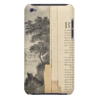St. Louis, 1832 Barely There iPod Funda