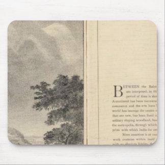 St. Louis, 1832 Mouse Pad