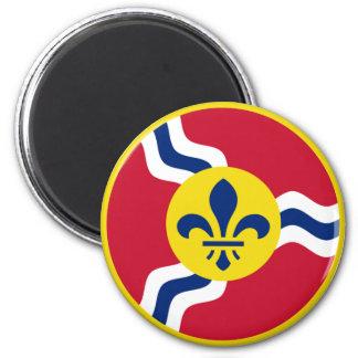St. Louis Aero Force Roundel Magnet