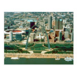 St. Louis Arch and Skyline Postcards