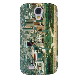 St. Louis Arch and Skyline Samsung Galaxy S4 Cover