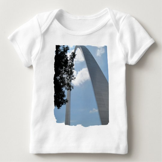 St. Louis Arch Baby T-Shirt