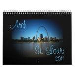 ST.LOUIS ARCH WALL CALENDARS