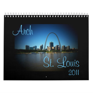 ST.LOUIS ARCH CALENDAR