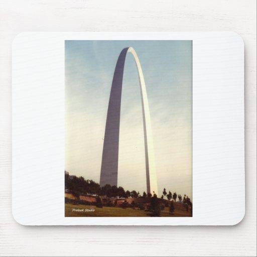 St. Louis Arch Mouse Pad