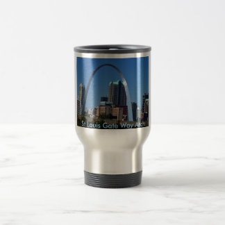 St Louis Arch mug