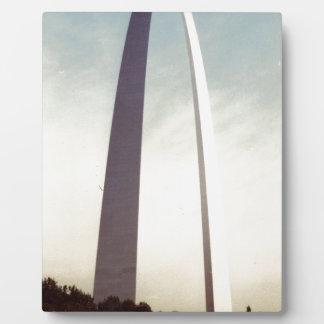 St. Louis Arch Plaques