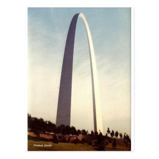 St. Louis Arch Postcard