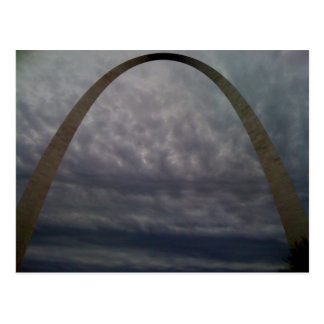 St. Louis Arch Post Card