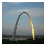 St. Louis Arch Print