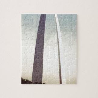 St. Louis Arch Puzzle