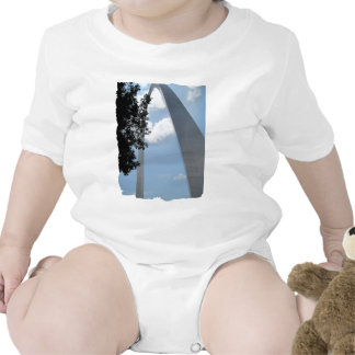 St. Louis Arch Rompers