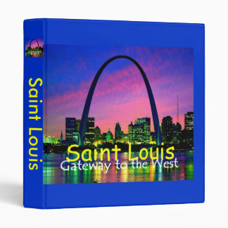 St. Louis Avery Binder