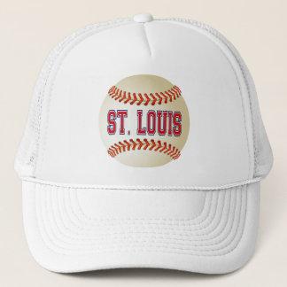 ST. LOUIS BASEBALL TRUCKER HAT