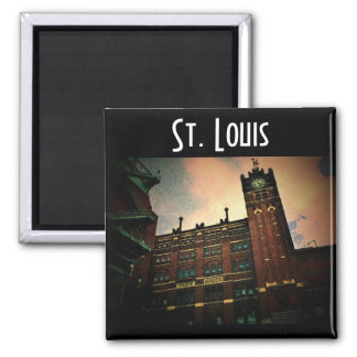 St Louis Brewery Magnet