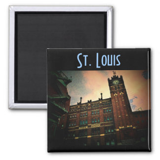 St Louis Brewery Magnet - Customized