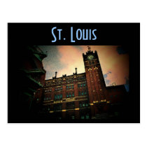 St. Louis (Brewery) Postcard