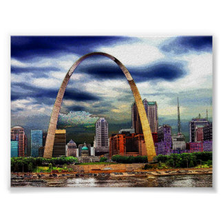 St. Louis by Storm Posters