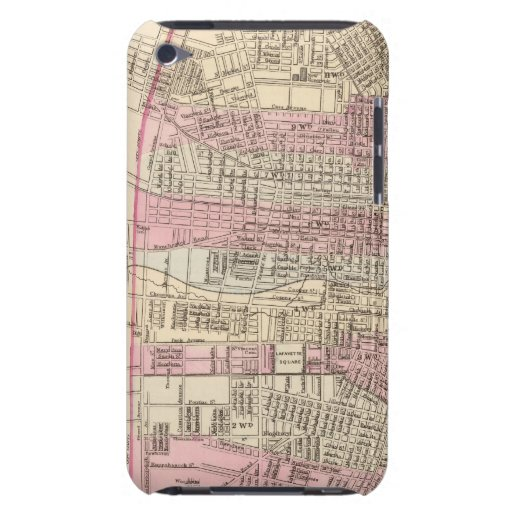 St. Louis Case-Mate iPod Touch Funda