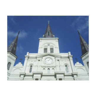 St Louis Cathedral Canvas Canvas Prints