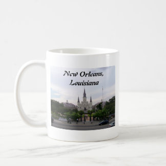 St Louis Cathedral Coffee Mug
