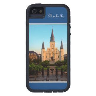 St. Louis Cathedral iPhone SE/5/5s Case