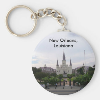 St Louis Cathedral Keychain