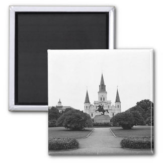 St. Louis Cathedral Magnet