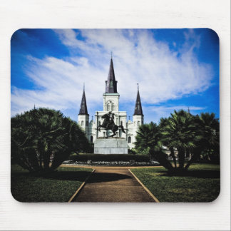 St Louis' Cathedral Mousepad