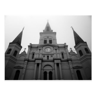 St. Louis Cathedral - New Orleans, LA. Postcard