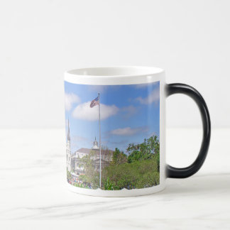 St. Louis Cathedral New Orleans Magic Mug