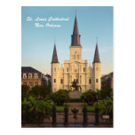 St. Louis Cathedral New Orleans Post Card