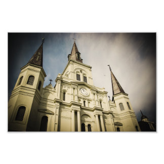 St Louis Cathedral Photo Print