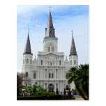 St. Louis Cathedral Postcard