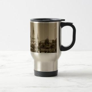 St Louis Cathedral Travel Mug