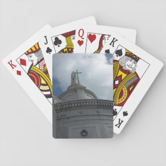 St. Louis Cemetery No. 1 Playing Cards
