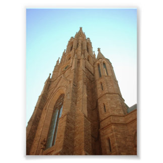 St Louis Church Buffalo New York Photo Print