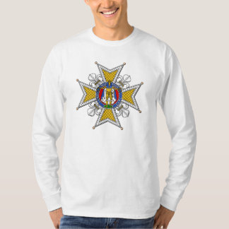 St Louis - cruz magnífica (Francia) Camisas