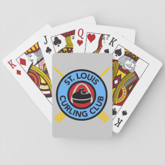 St Louis Curling Club Deck Of Cards