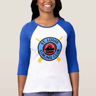 St Louis Curling Club T Shirt