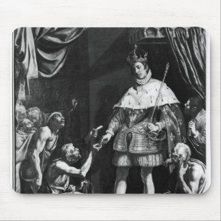 St. Louis  Distributing Alms, c.1615-20 Mouse Pad