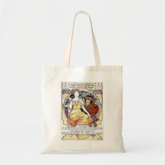 """""""St. Louis Exposition Art by Mucha"""" Bag"""