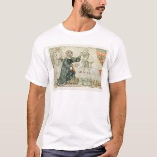 St. Louis feeding a miserly monk T-Shirt